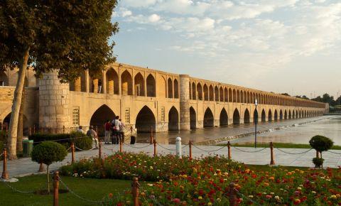 Podul Siosepol din Isfahan