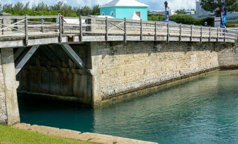 Podul Somerset din Bermuda