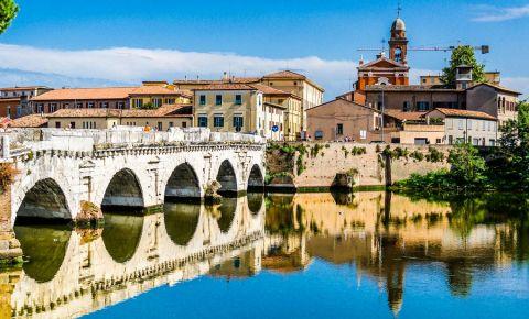 Podul Tiberius din Rimini