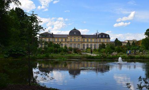 Palatul Poppelsdorf din Bonn