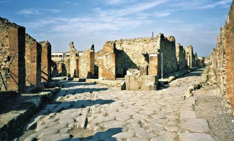 Porta Marina din Pompei
