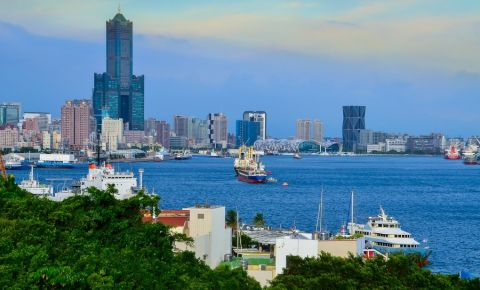 Portul Kaohsiung