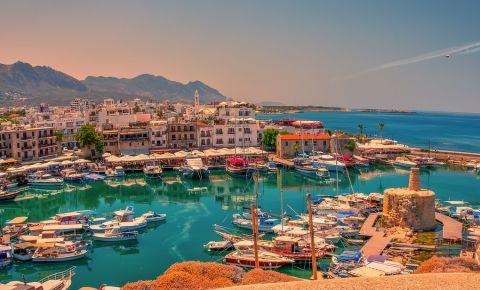 Portul din Kyrenia