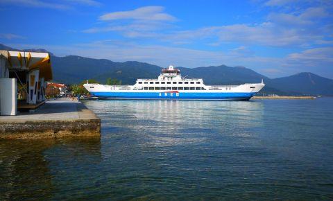 Portul Militar din Insula Thassos