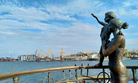 Portul din Odessa