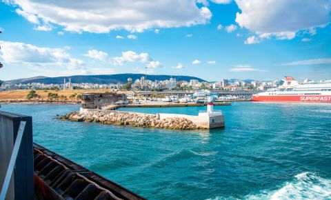 Portul din Pireu