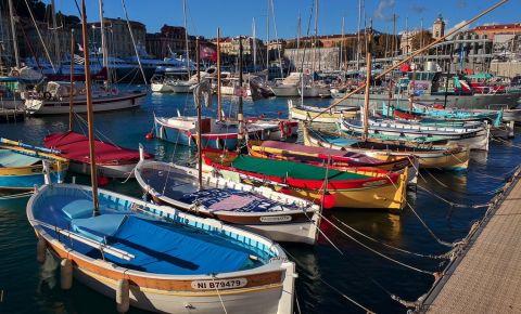 Portul Vechi din Cannes