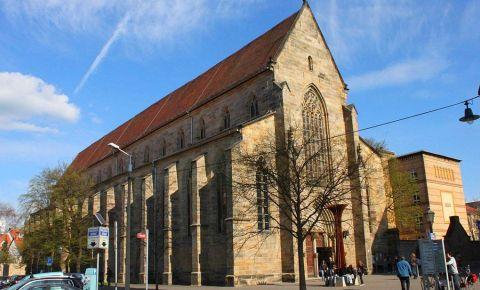 Biserica Predigerkirche din Erfurt