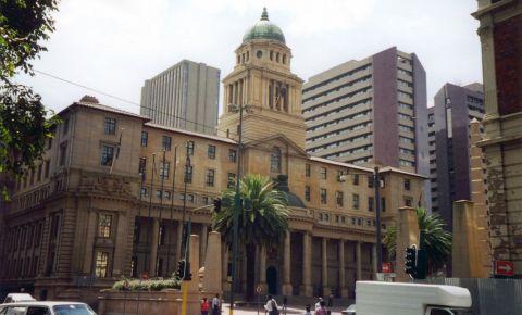 Primaria Orasului Johannesburg