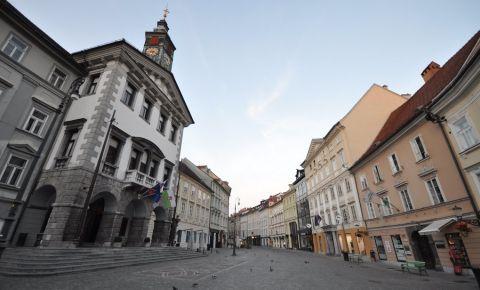 Primaria Orasului Ljubljana