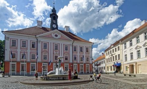 Primaria Orasului Tartu
