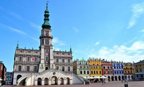 Primaria Orasului Zamosc