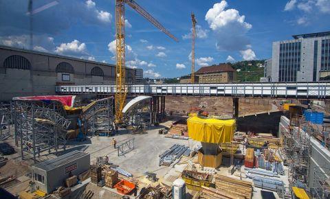 Proiectul S21 din Stuttgart