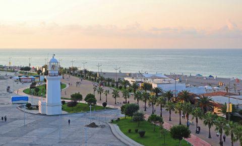 Promenada din Batumi