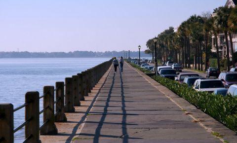 Promenada din Charleston
