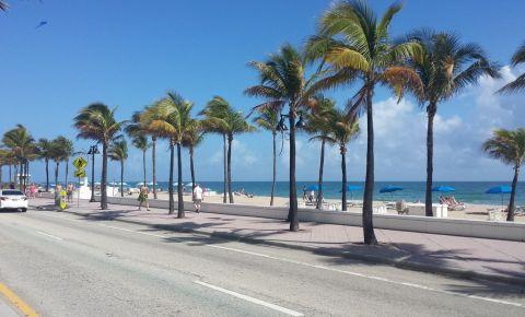 Promenada din Miami Beach