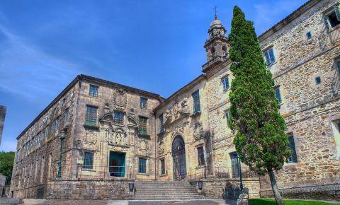 Muzeul Poporului Galician din Santiago de Compostela