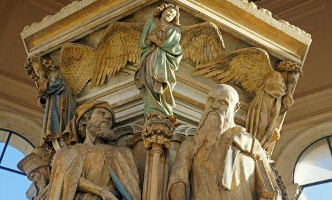 Putul lui Moises din Dijon