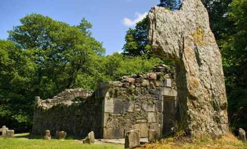 Biserica Reefert din Glendalough