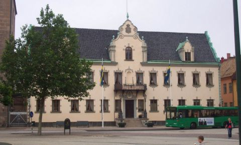 Resedinta Guvernatorului din Malmo