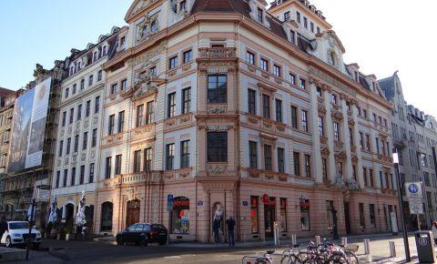 Conacul Romanushaus din Leipzig