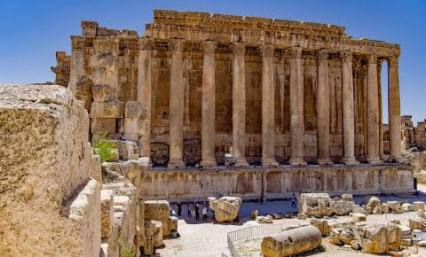 Ruinele Orasului Baalbek