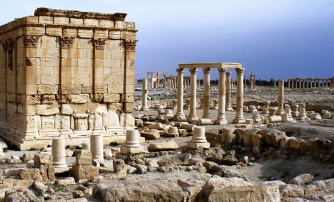 Ruinele Orasului Palmira