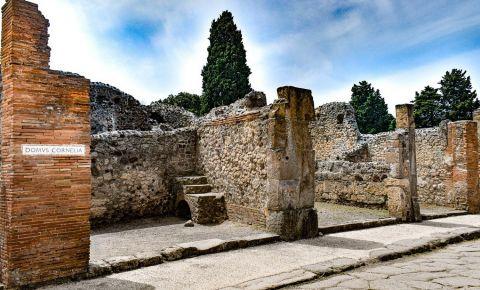 Ruinele Orasului Pompei