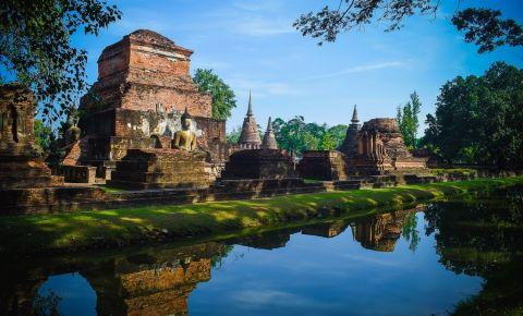 Ruinele Orasului Sukhotai