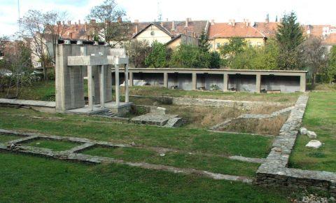 Ruinele Szombathely din Bukfurdo