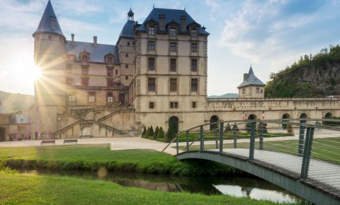 Dauphine - Ruta lui Napoleon din Grenoble