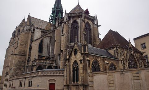 Catedrala Sfantul Benignus din Dijon