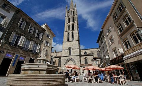 Biserica Sfantul Michel des Lions din Limoges