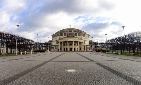 Sala Centenarului din Wroclaw