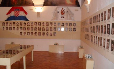 Sala Memoriala din Dubrovnik