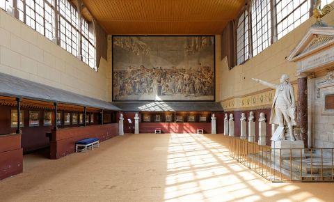 Salle du Jeu de Paume din Versailles