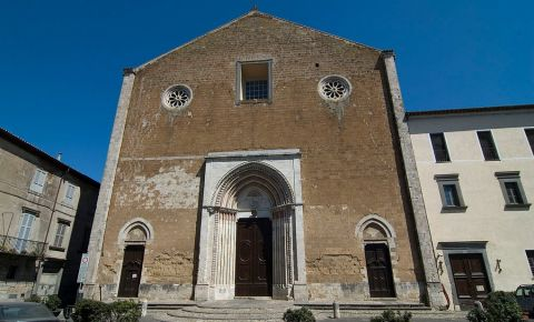 Biserica San Francesco din Orvieto