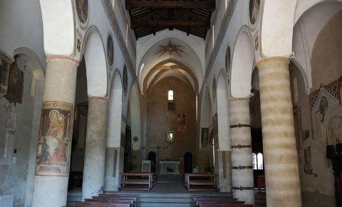 Biserica San Giovenale din Orvieto