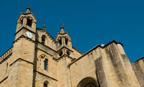 Biserica San Vicente Martir din Bilbao
