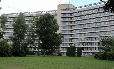 Sanatoriul Nemunas din Druskininkai