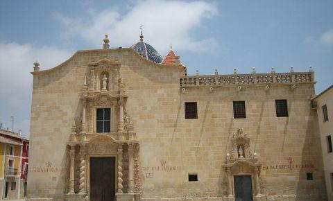 Manastirea Santa Faz din Alicante