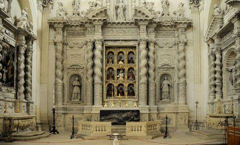 Biserica Santa Irene din Lecce