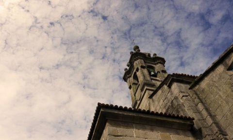 Biserica Sfanta Maria Salome din Santiago de Compostela