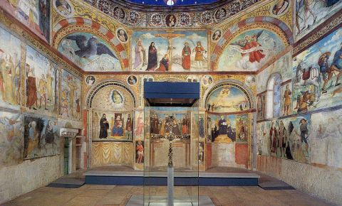 Biserica Santa Maria in Solario din Brescia
