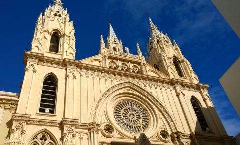 Biserica Santo Cristo de la Salud din Malaga