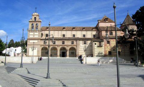 Biserica Santuario De La Victoria din Malaga