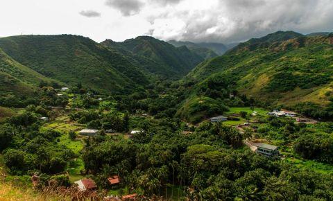 Satul Kahakuloa din Maui