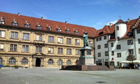 Piata Schillerplatz din Stuttgart