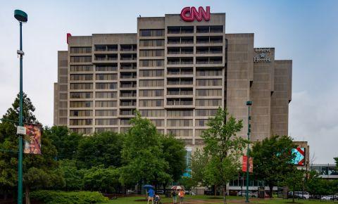 Sediul CNN din Atlanta
