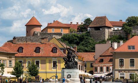 Sediul Consiliului Regional din Eger